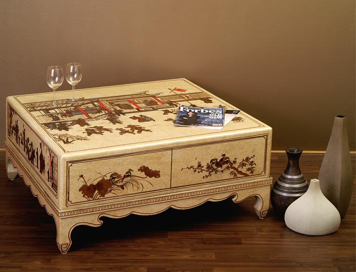 chinesischer tisch opiumtisch couchtisch opium elfenbein. Black Bedroom Furniture Sets. Home Design Ideas