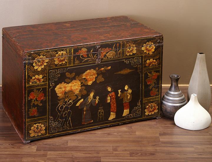 antike chinesische truhe couchtisch tisch beistelltisch. Black Bedroom Furniture Sets. Home Design Ideas