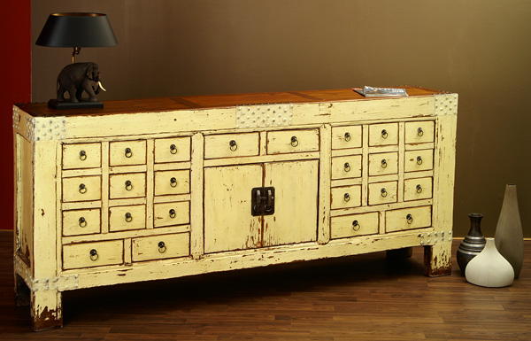 antikes chinesisches sideboard chinesischer apothekerschrank hochzeitsschrank ebay. Black Bedroom Furniture Sets. Home Design Ideas