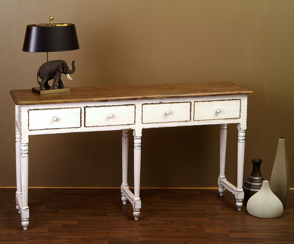 anrichte landhaus louis stil barock m bel weiss wei. Black Bedroom Furniture Sets. Home Design Ideas