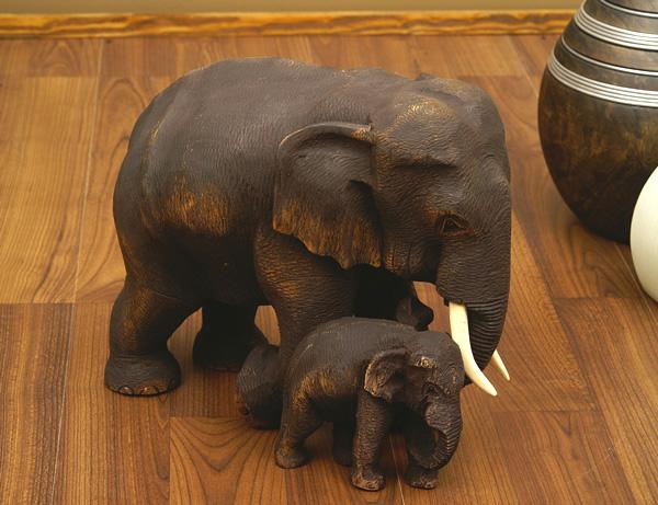 elefant teak holz elefant holzelefant elefanten. Black Bedroom Furniture Sets. Home Design Ideas